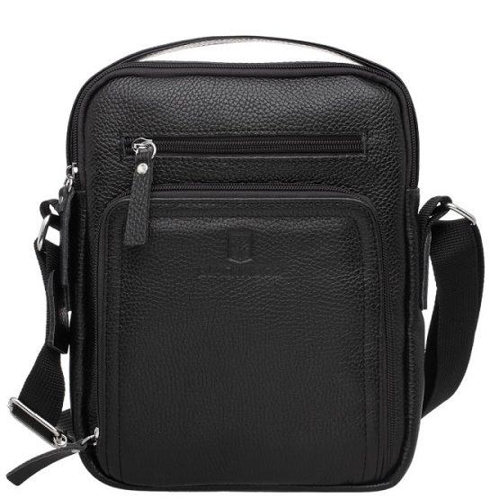 черная сумка-планшет