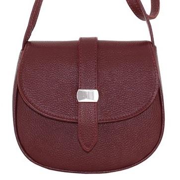 кожаные сумочки через плечо