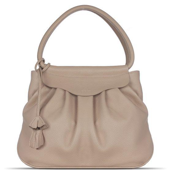 купить женскую бежевую сумку