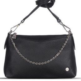 женская кожаная сумка кросс-боди купить