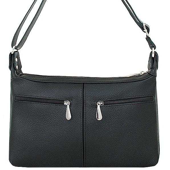 8856e7ec95cd Кожаные женские сумки кросс-боди купить в Москве