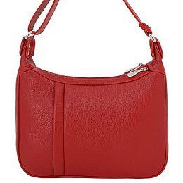 сумка красная кожаная купить