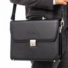 ачественные мужские портфели из натуральной кожи